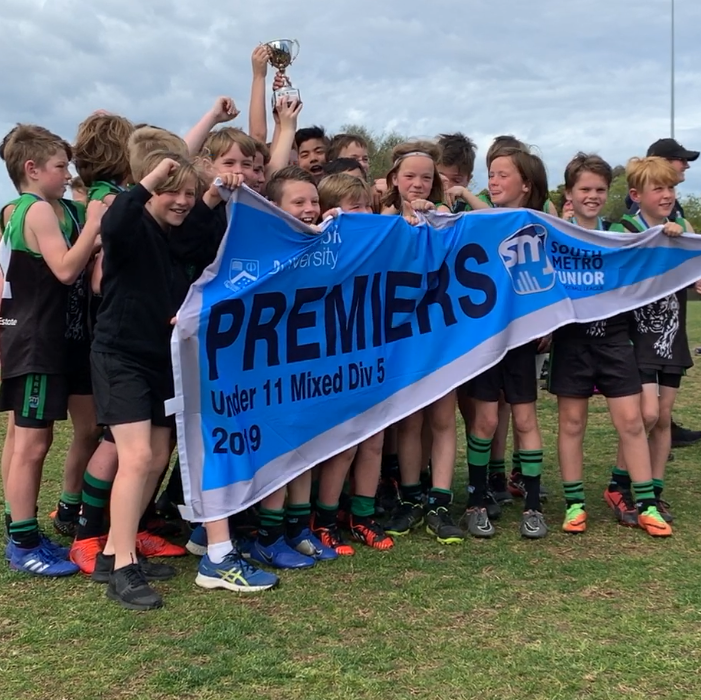2019 Under 11 Mixed Div 5